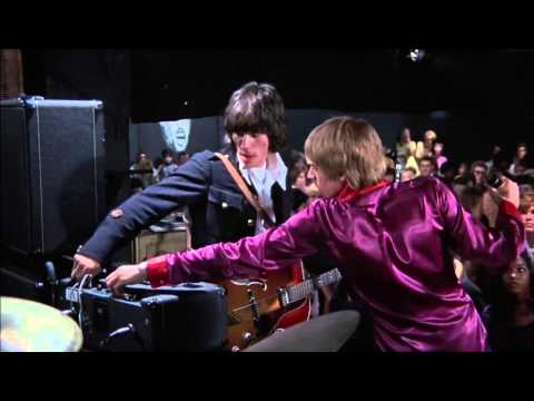 Antonioni's Blow-Up, Yardbirds scene