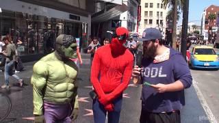 superheroes-play-trump-or-democrats-before-trump-on-hollywood-blvd-fleccas-talks