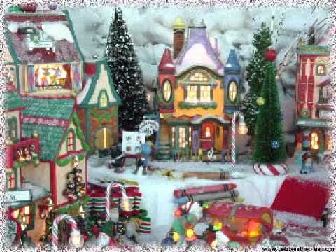 Christmas Music Big Bad Voodoo Daddy Mr Snow Miser Mr Heat Miser