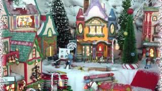 Christmas music - Big Bad Voodoo Daddy - Mr. Snow Miser Mr. Heat Miser