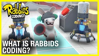Rabbids Coding: Free Lessons Through Puzzle Solving | Ubisoft [NA]