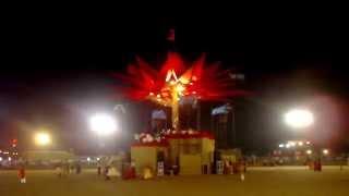"""""""MAA"""" Aarkee Garba 2010 - Jay Jagdamba.. (very beginning Stuti of Mataji )"""