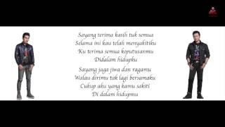 Dadali   Disaat Aku Tersakiti Official Lyric Video