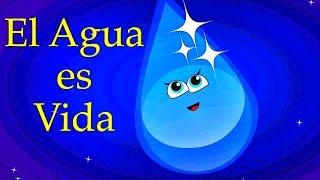 Una Canción para Conservar El Agua - Día de la Conservación y El Agua- Ecología para Niños