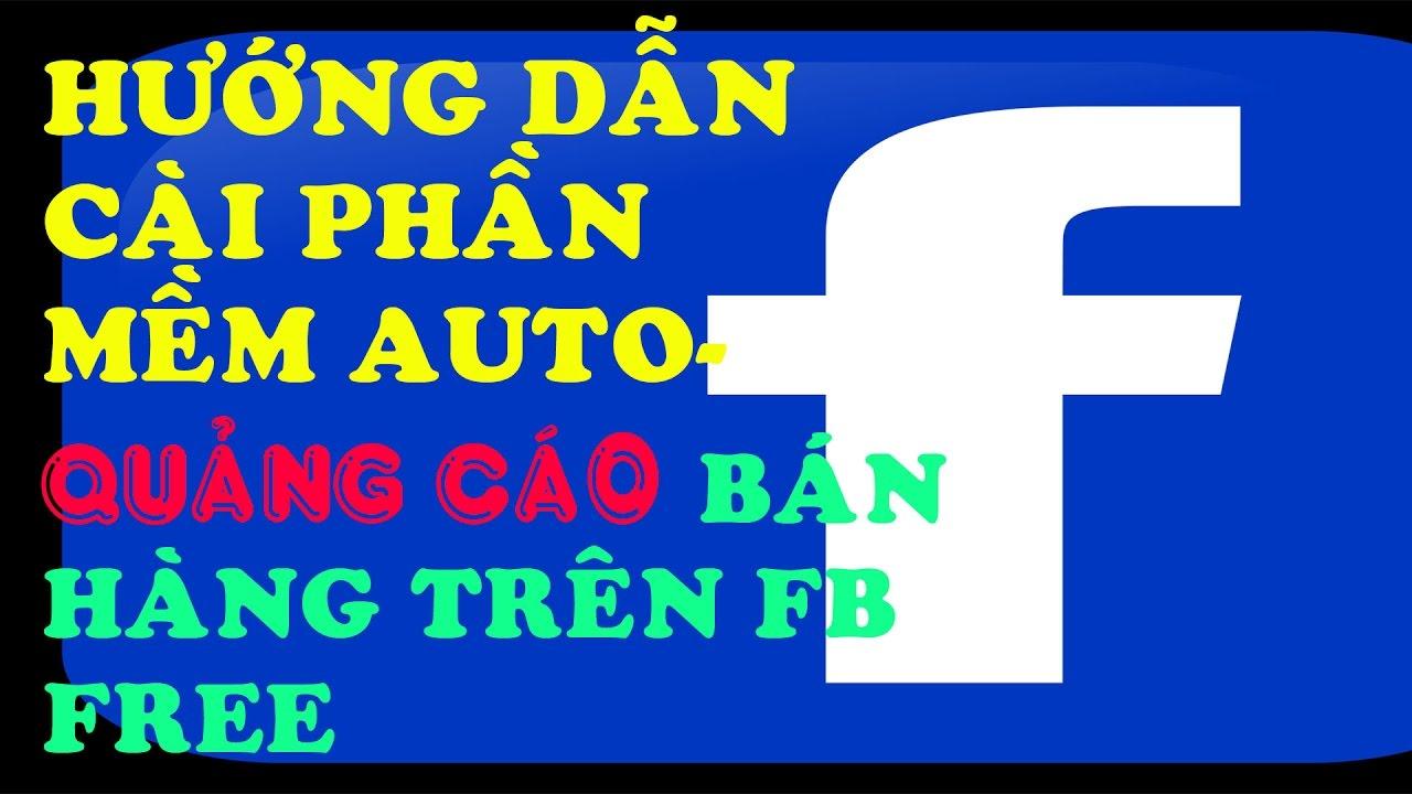 Phần Mềm Tự Động đăng lên nhóm quảng cáo bán hàng trên facebook Fplus
