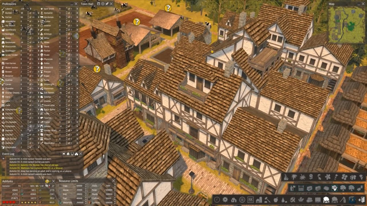 Cc Banished   Buildings