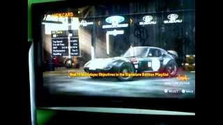 NFS The Run Italian pack and A.E.M 370Z PS3