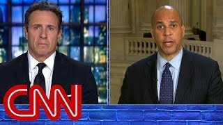 Booker: Trump's words fester, they poison