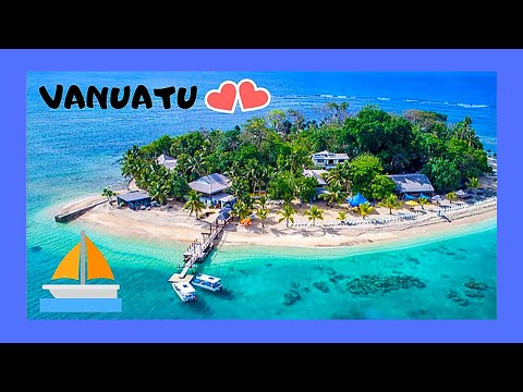 VANUATU: the HIDEAWAY ISLAND RESORT (& an underwater POST OFFICE), PACIFIC OCEAN