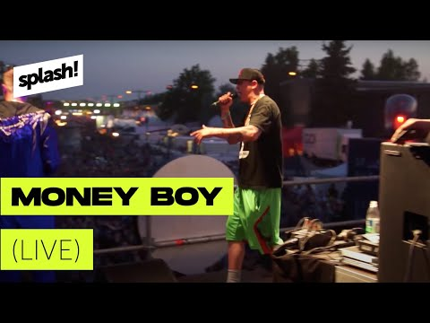 Money Boy & Glo Up Dinero Gang live @ splash! 18
