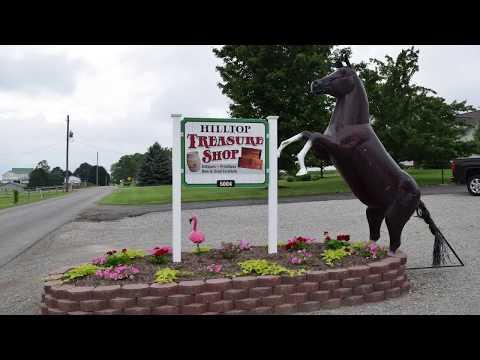 Hilltop Treasure Shop | Ohio Amish Country Antiques