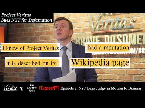"AMATEUR HOUR: NYT General Counsel & Reporter Maggie Astor rely on WIKIPEDIA in PV ""reputati"