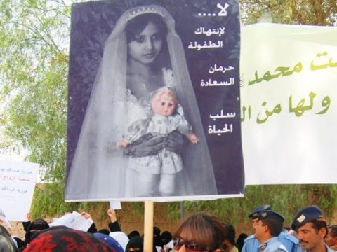 8-year old Yemeni Child Bride dies on Wedding Night (Updated)