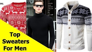 Top 50 best cheap sweater designs for men S5