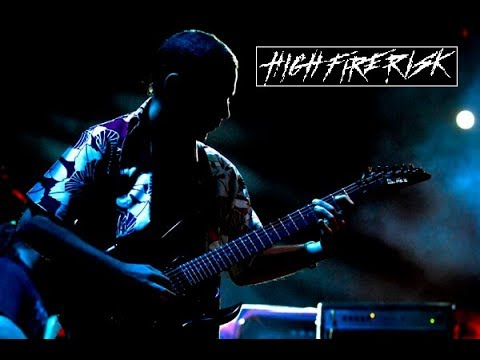 HIGH FIRE RISK : FAST AS A SHARK, Accept cover. LIVE 2008