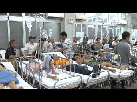 (VTC14)_Bệnh Viện Chợ Rẫy: Ùn Tắc Bị Bệnh Nhân Cấp Cứu Quá đông
