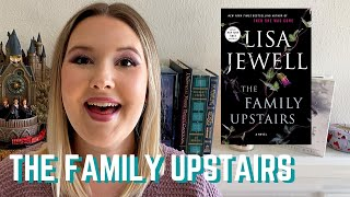 The Family Upstairs by Lisa Jewell- Book Review and Chat