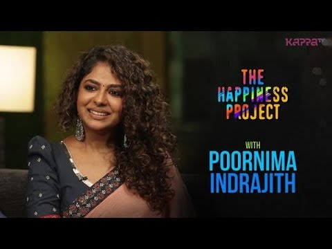 Poornima Indrajith - The Happiness Project - KappaTV