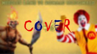 Needles Kane vs Ronald McDonald Cover