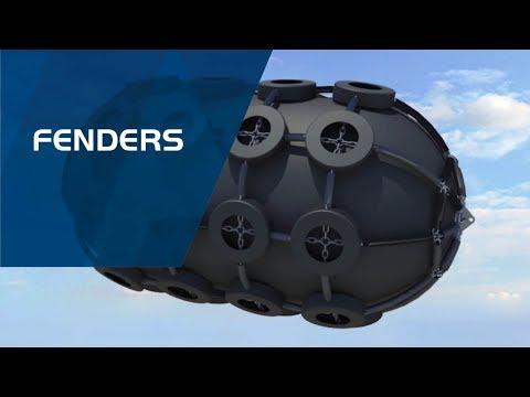 PALFINGER MARINE - Fenders