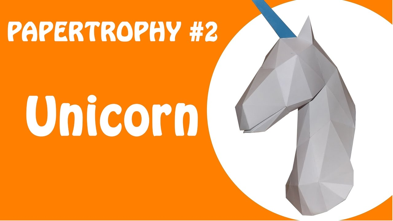 Papertrophy 2 Unicorn Stop Motion Download Youtube - Papertrophy