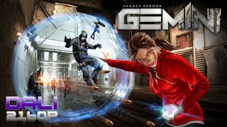 Gemini: Heroes Reborn PC UltraHD 4K Gameplay 60fps 2160p