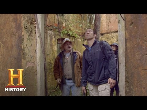 Hunting Hitler: Potential Nazi Military Complex in Argentina (Season 2, Episode 1) | History
