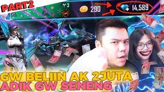 Download TOP UPIN 2JUTA BUAT ADIK GW LANGSUNG BELI AK NAGA 2JUTA DIKASIH HOKI!!