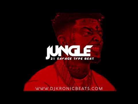 Free Future x Drake x 21 Savage Type Beat 2017 - Jungle | DJ Kronic Beats