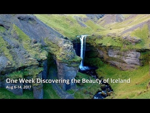One Week Discovering the Beauty of Iceland