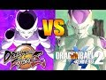 Dragon Ball Xenoverse 2 VS Dragon Ball FighterZ Freezer COMPARACIÓN DE GRÁFICOS