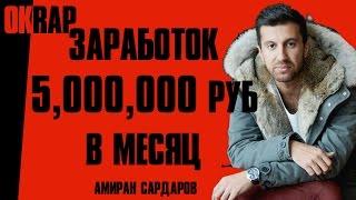 Дневник Хача / Амиран — Интервью для Олега Тинькова! Как Стал Блоггером? Сколько Зарабатывает?