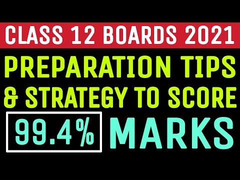 Class 12 Board Exam 2021 Preparation Tips & Strategy | How to Score 99.4% Marks | by Sunil Adhikari