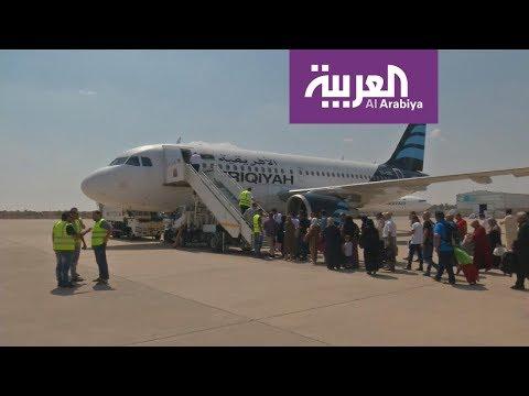 إزدحام المسافرين في مطار مصراتة  - نشر قبل 3 ساعة
