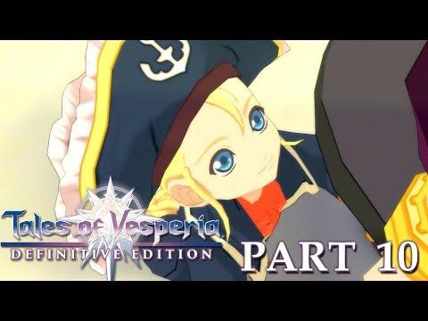 Tales Of Vesperia - The Movie [Part 10][Japanese Voice][English Sub]