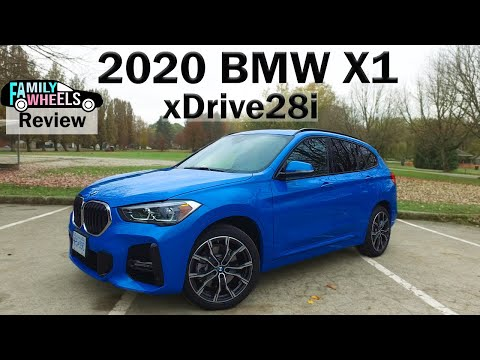 2020 BMW X1 xDrive28i Review: What's new for the baby X?