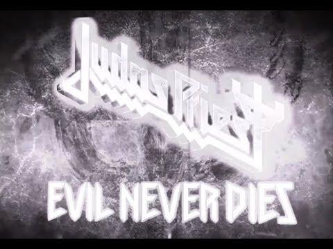 "Judas Priest tease new song ""Evil Never Dies"" off new album Firepower"