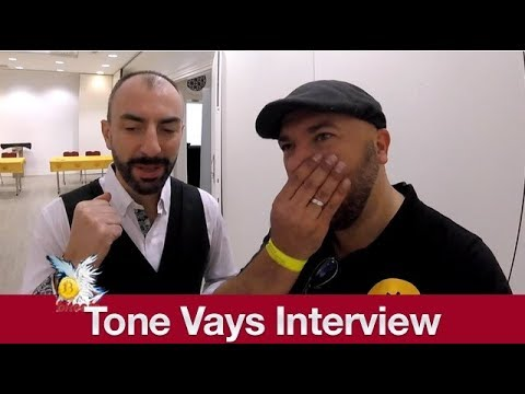 #579 Mallorca Blockchain Days Interview Tone Vays about Miners, Nodes, Lightning and small blocks