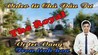 Giới thiệu dự án The Royal Đà Nẵng | Dự án căn hộ có vị trí số 1 ở Đà Nẵng | nằm ngay cạnh Cầu Rồng