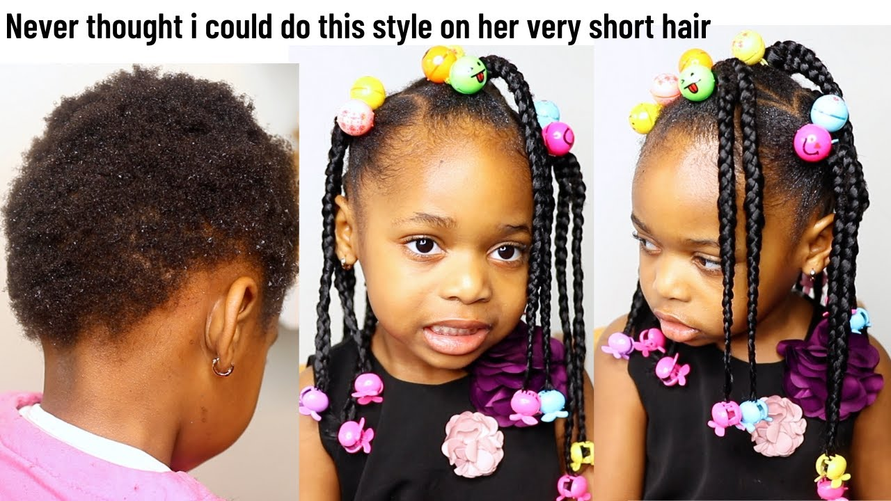 Cute Hairstyle for a 2yr old + Addressing Youtube Bullies.I AM DONE WITH THE HATE.