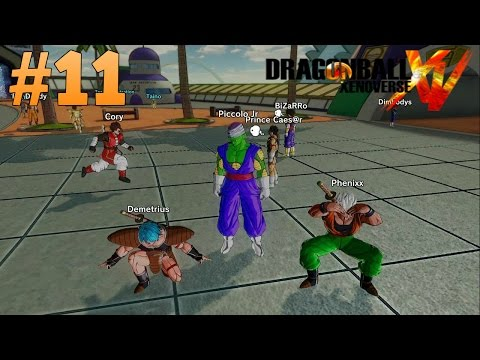 Dragon Ball Xenoverse : Gameplay Walkthrough Part 11 Online Lobby (Namekian)
