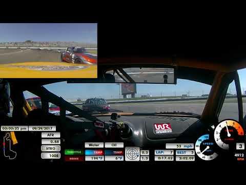 2017 INDY Runoffs Spec Miata Race RACE #145