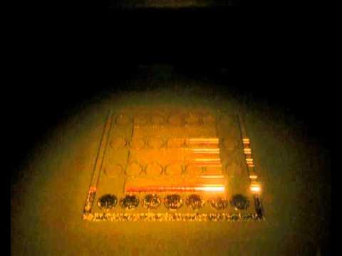 Electron Beam Melting (EBM) build sequence