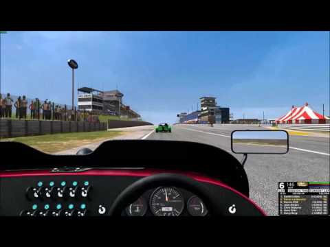 Automobilista - Big Power In Little Car (Caterham 620R @ Johannesburg Historic)