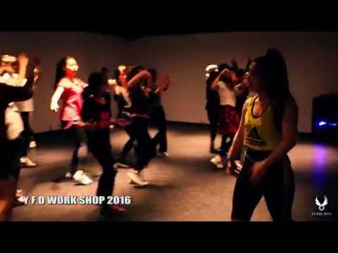 YFwork shop   beyonce ring the alarm  Choreography by Honoka Moriyama @ Yufei Dance Studio