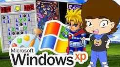 Windows XP Games - ConnerTheWaffle