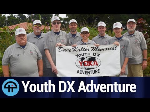 2017 Dave Kalter Memorial Youth DX Adventure in Costa Rica.