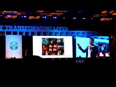 Steve Huang - SEA Regional Convention