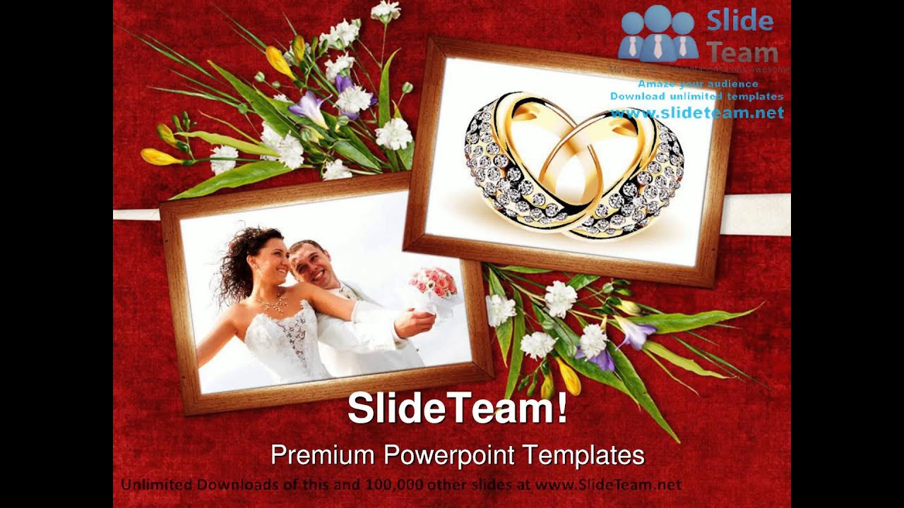 Card for wedding day youth powerpoint templates themes and card for wedding day youth powerpoint templates themes and backgrounds ppt themes youtube toneelgroepblik Gallery