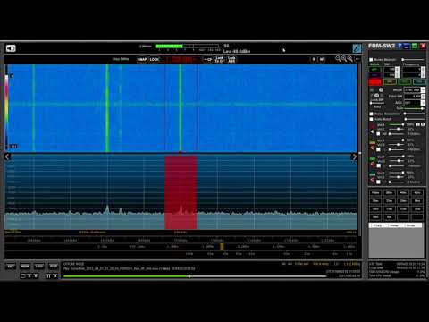 MW DX: KKLF 'Banda 13 Radio' 1700 kHz, Richardson, Texas, copied in Oxford UK